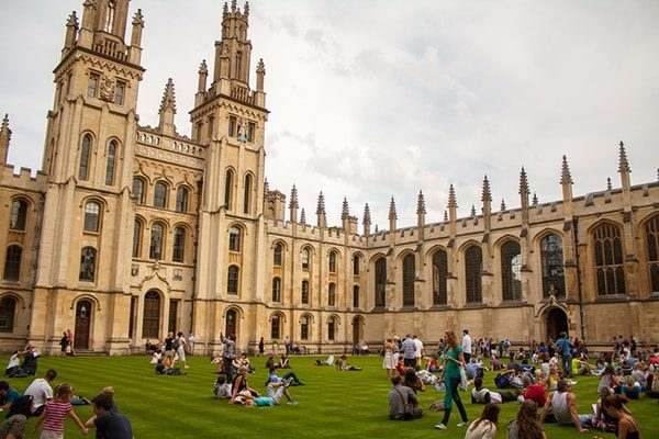 Kings Colleges Oxford